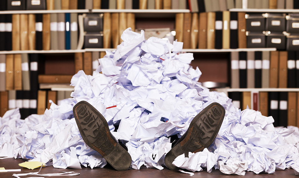 Is your sales manager drowning in paperwork instead of coaching your sales people?