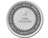 Membrain is a two-time winner of Top Sales CRM