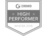Membrain has been named a high performer by G2 Crowd
