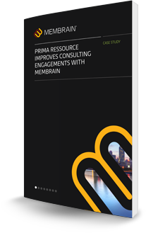 Prima Ressource improves consulting engagements with membrain
