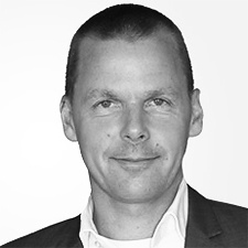 Jonas Ehinger, CEO of Osstell