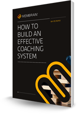 Download our free whitepaper that outlines how to build an effective coaching system