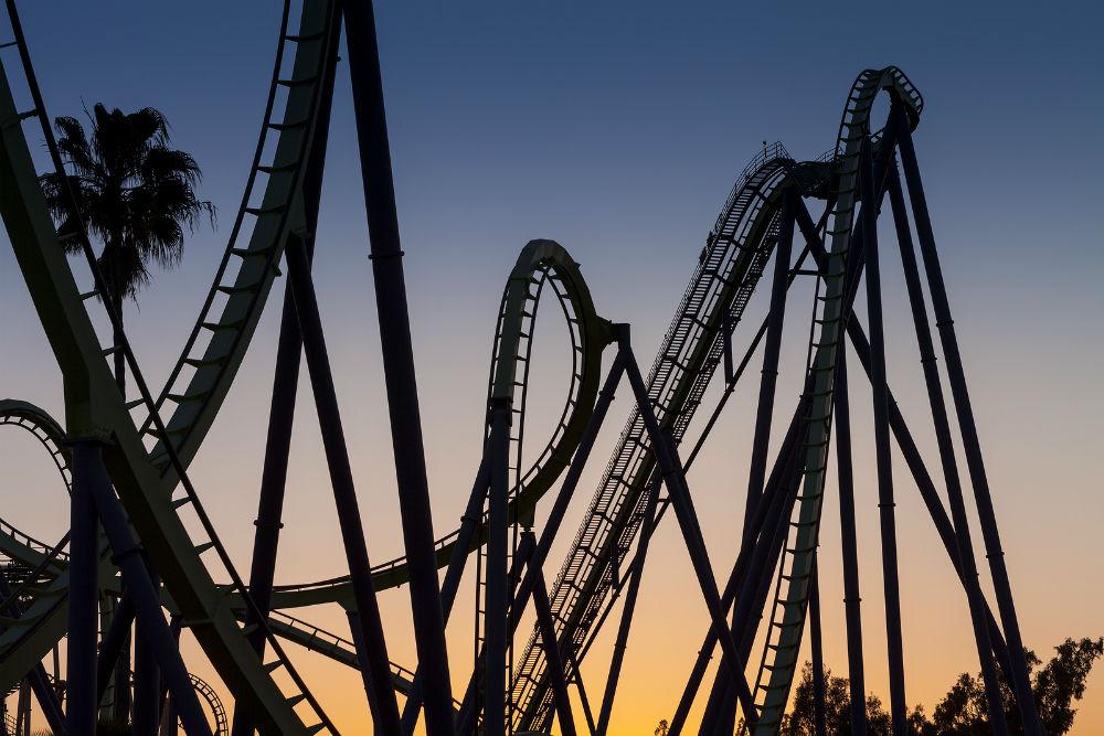 Roller Coaster Case