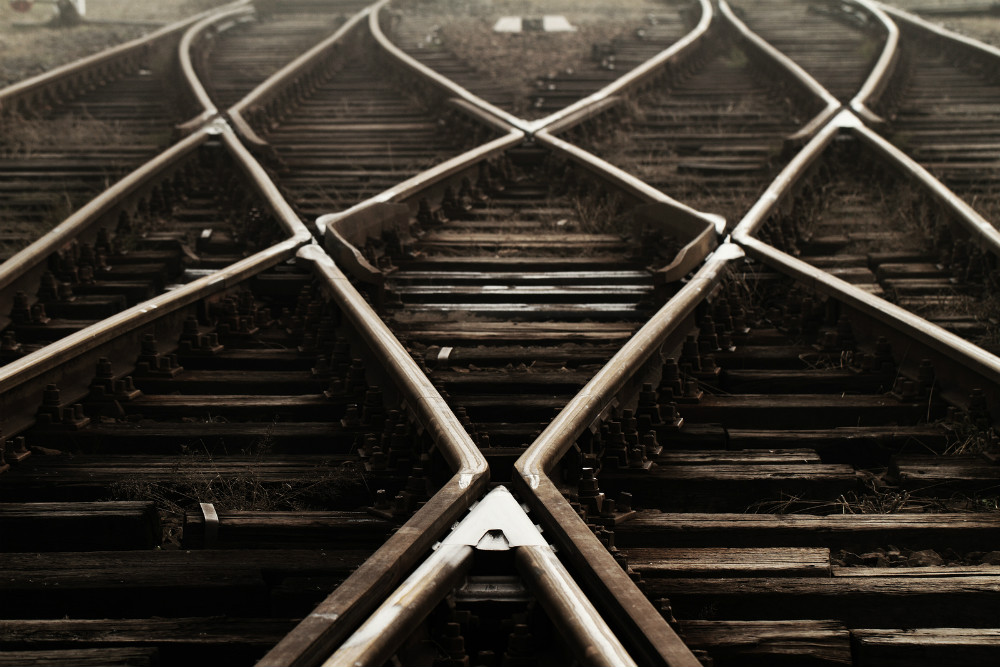 Getting on the right track